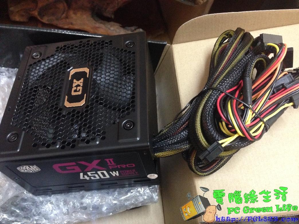 CoolerMaster  450W